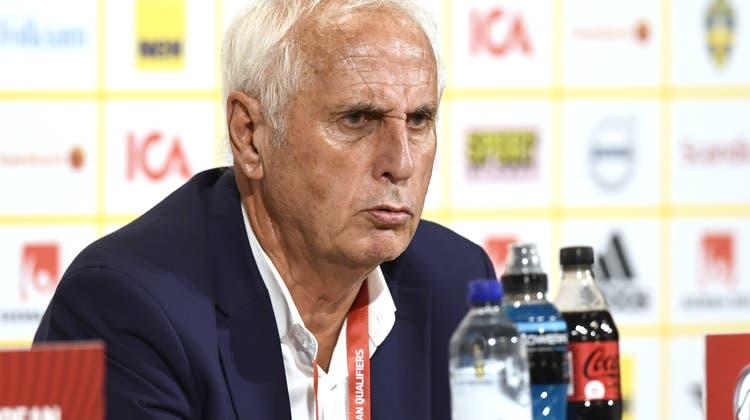 Bernard Challandes ist nicht mehr Trainer der kosovarischen Nationalmannschaft. (Keystone)