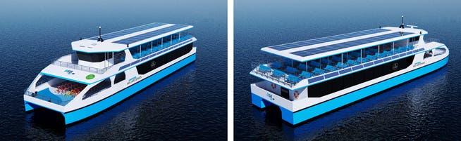 Der Bau des neuen E-Schiffs der Bodensee-Schiffsbetriebe (BSB) hat begonnen.