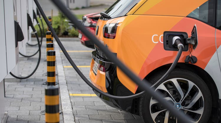 In Dominica steht ein Projekt zur Elektrifizierung des Verkehrs auf dem Programm. (Symbolbild) (Keystone)