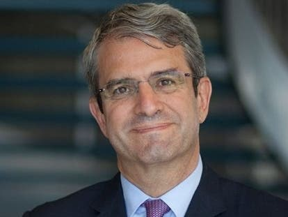 Has to give up: Nestlé manager Laurent Freixe.