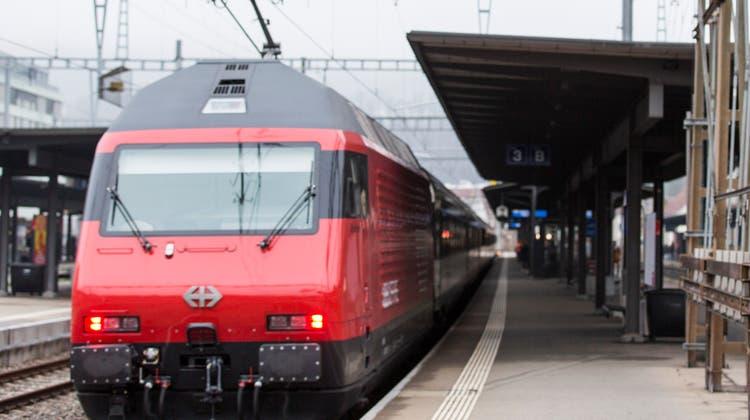 Einschränkungen bei den SBB in Liestal sind behoben – auch der Aargau ist davon betroffen gewesen