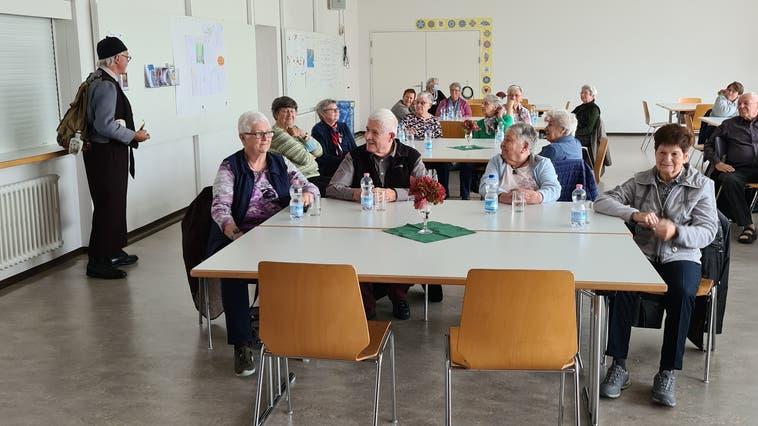 Seniorentreff mit «Ruedi dr Chnächt»