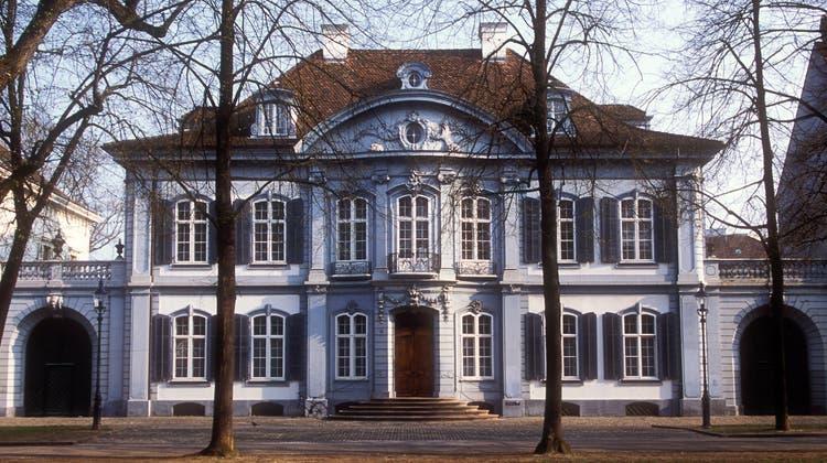 Im Wildt'schen Haus beim Petersplatz könnten bald standesamtliche Trauungen stattfinden. (Branko De Lang / Keystone)