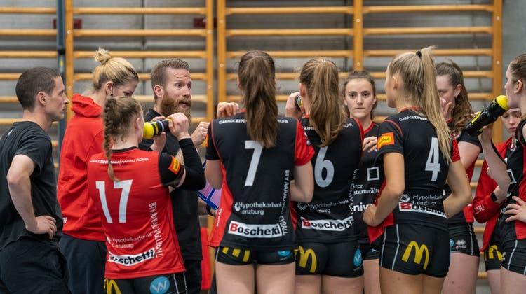 Teemu Oksanen neuer Assistenzcoach beim Nationalen Nachwuchsverein BTV Aarau Volleyball
