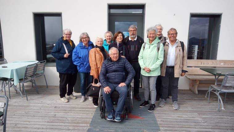 Senioren 3 C auf Reisen