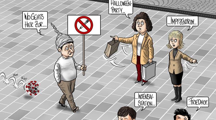 Wegmann Silvan Cartoon (Silvan Wegmann)