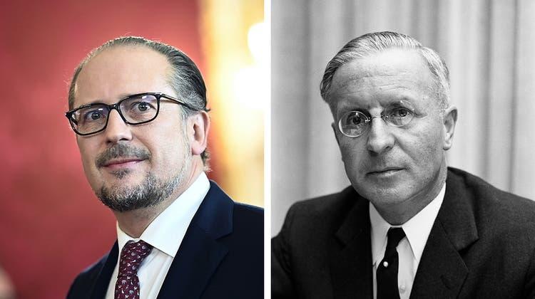 Alexander Schallenberg ist neuer Bundeskanzler Österreichs. (Christian Bruna/EPA)