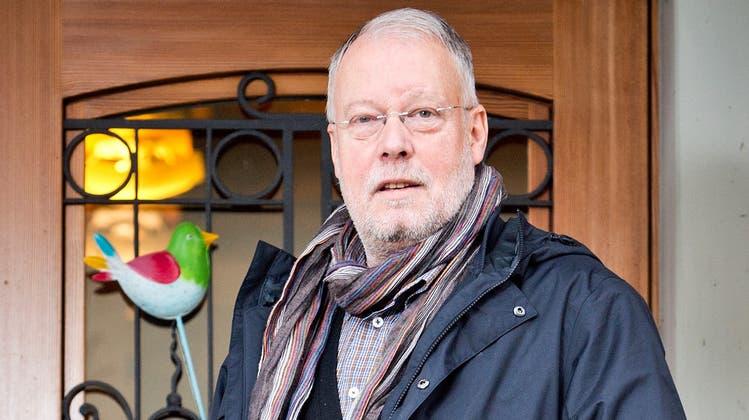 Robert Müller ist seit 2012 Gemeindeammann von Freienwil. Nun wurde er abgewählt.«Die Tendenz, dass es SVP-Mitglieder schwierig haben, hat mir sicher nicht geholfen.» (Emanuel Per Freudiger / BAD)