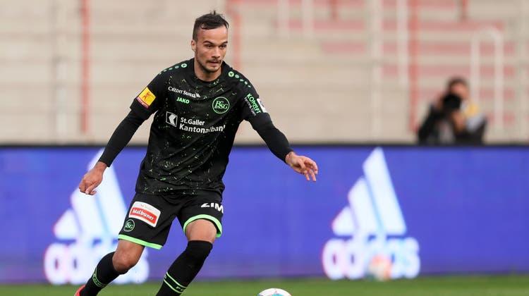 FC St.Gallen, Jeremy Guillemenot (Ottmar Winter/freshfocus)
