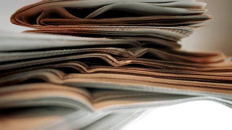 Das Problem der Medien ist zurzeit nicht die Digitalisierung, sondern die Papierknappheit. (Philipp Baer)