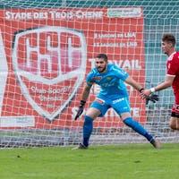 FC St.Gallenverpflichtet mit Logan Clémentvom CS Chênois einen neuen Mittelstürmer