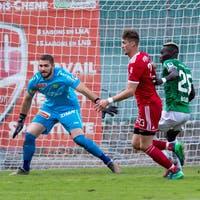 Ein neuer Stürmer für den FC St.Gallen