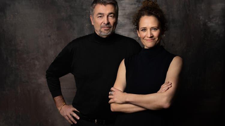 Stefan Gubser & Regula Grauwiller (©Alberto Venzago)