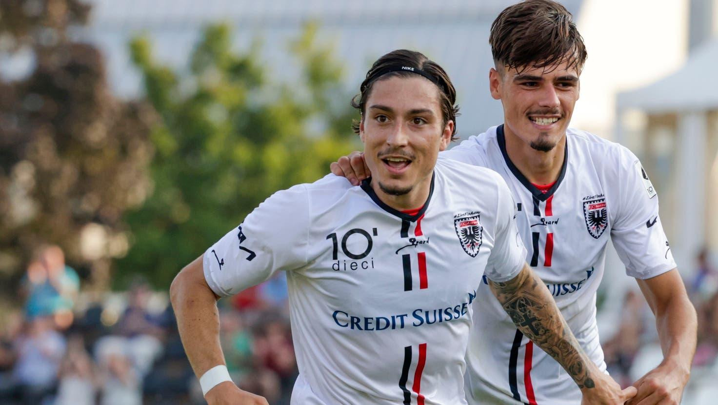Jetzt live: Der FC Aarau startet in Lausanne die zweite Halbzeit mit einem 2:0-Vorsprung