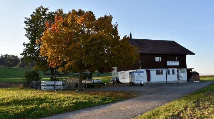 Das Schützenhaus der Feldschützengesellschaft Benzenschwil wurde in diesem Jahr dreimal überschwemmt. Deshalb muss nun ein Hochwasserschutz rund um das Gebäude gebaut werden. (Melanie Burgener)