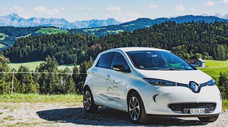 Das Sponti-Car-Angebot wird in Kirchberg definitiv eingeführt. (Bild: PD)