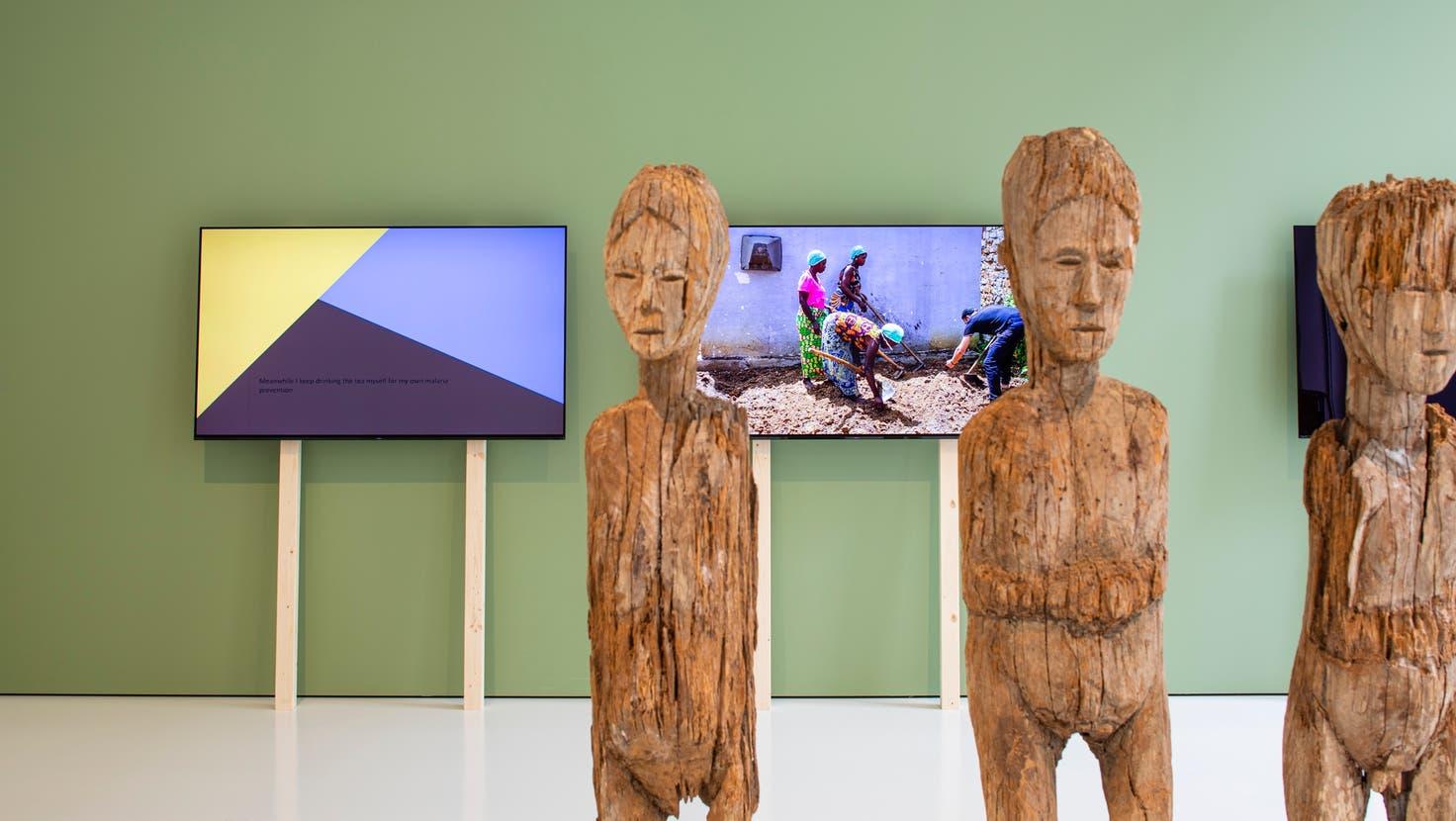 2019 lud das Museum der Kulturen Basel mit der Ausstellung «Wissensdrang trifft Sammelwut». (Omar Lemke,zvg / MKB,BLZ)