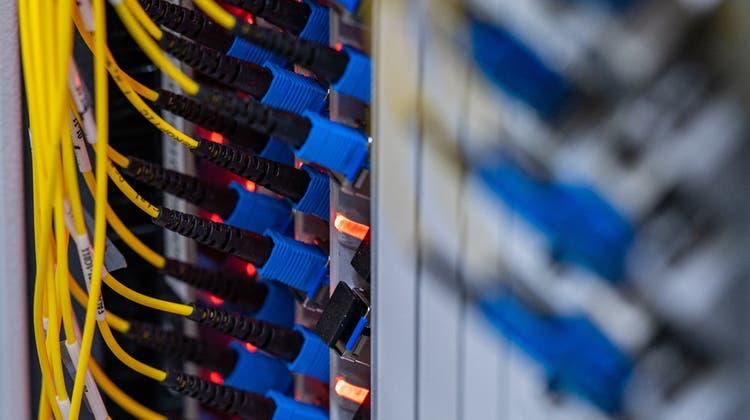 Die Schweiz verliert den Anschluss beim schnellen Internet – und niemanden kümmert es