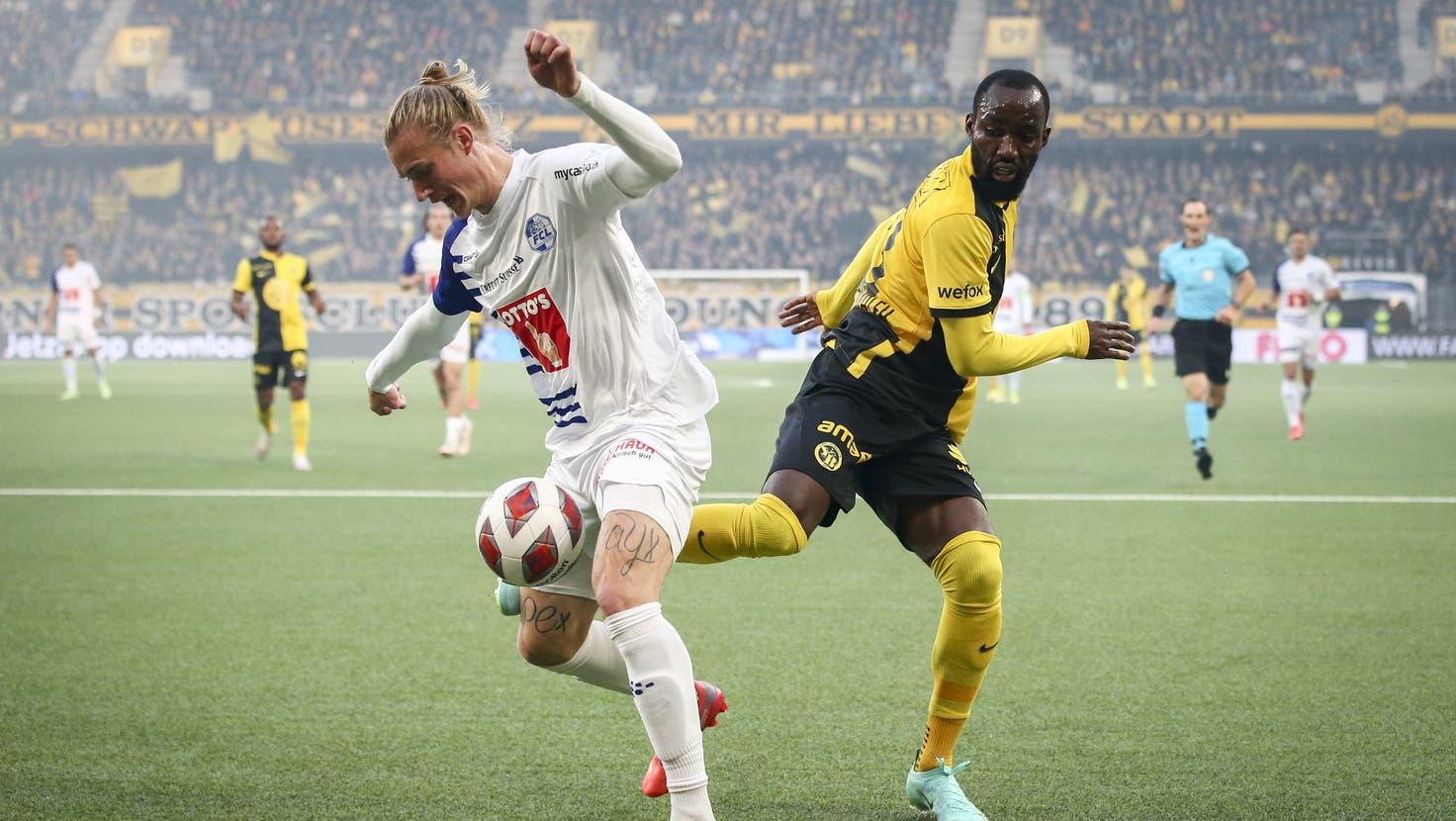 Luzern führt mit 1:0, YB setzt auf Offensivkräfte: Die zweite Halbzeit live im Ticker