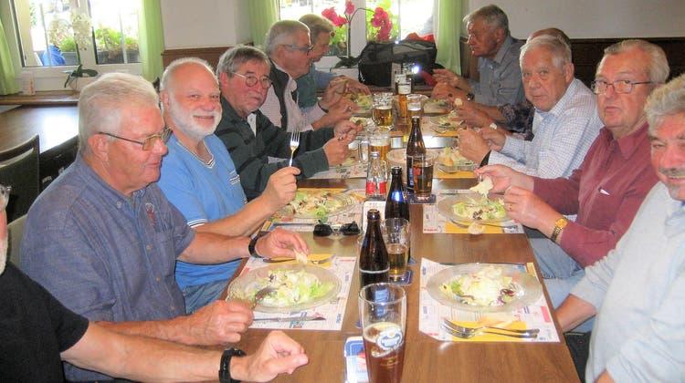 Oktoberwanderung der Wandersleut vom Oberdorf