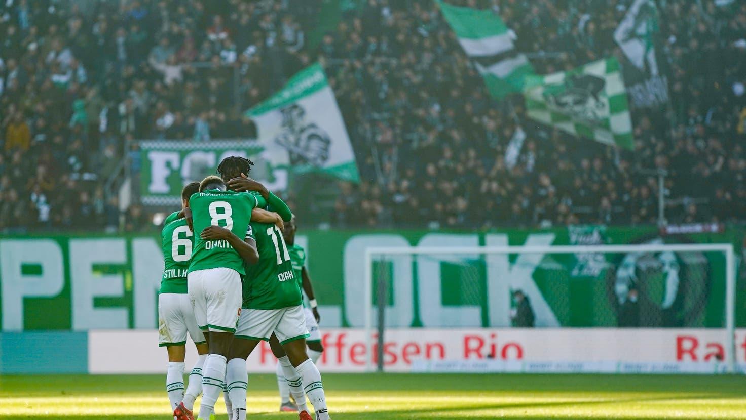 Der FC St.Gallen unter Druck – im Heimspiel gegen Servette müssen dringend Punkte her