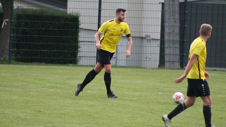 Nico Boller traf im Auswärtsspiel gegen Altstätten II für Heiden gleich doppelt. (Bild: Kapo Appenzell-Ausserrhoden)