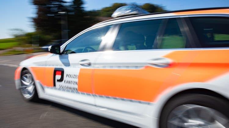 Unverschlossene Autos sind im Kanton Solothurn ein Problem. (zvg)