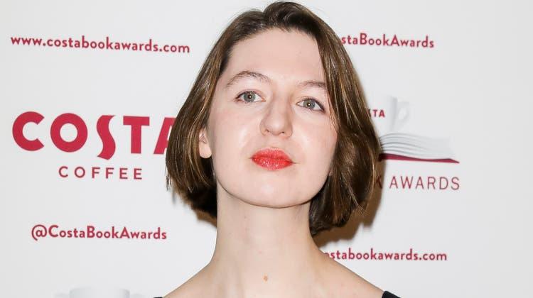 Sally Rooney im Jahr 2019 mit ihrem Buch «Normal People». (Tristan Fewings)