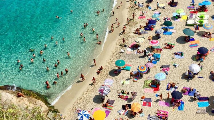 Mehr Meer: Die Solothurner zieht es im Herbst und im Winter an den Strand. (Massimo Virgilo/ / Unsplash)