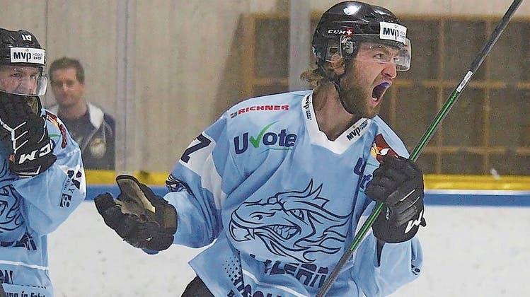 Er will in Luzern «etwas bewegen»: Niklas Maurenbrecher ist zurück, und wie!
