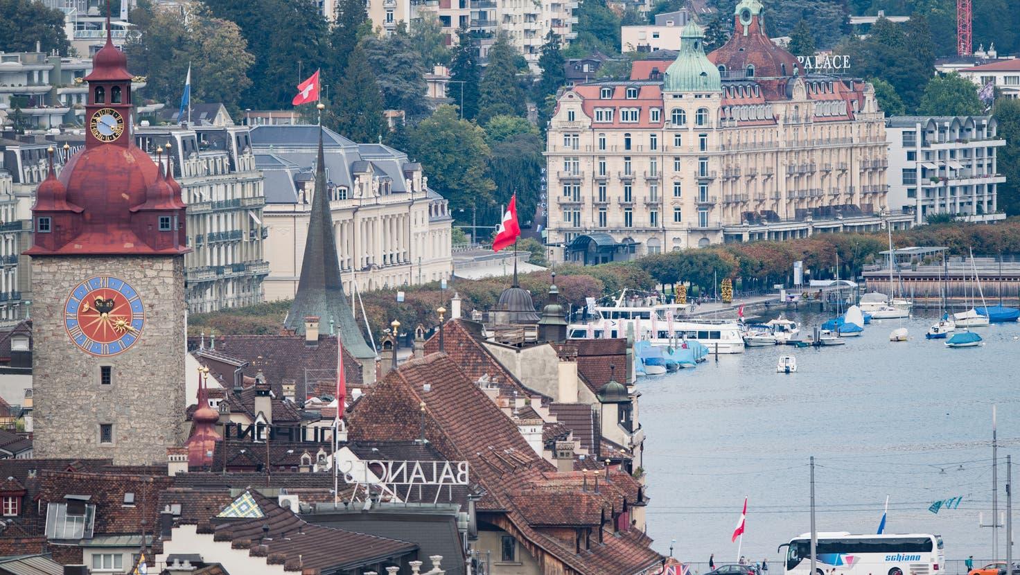 Die Stadt Luzern soll wieder Mitglied des Verbands Luzerner Gemeinden werden. (Bild: Boris Bürgisser (14. September 2018))