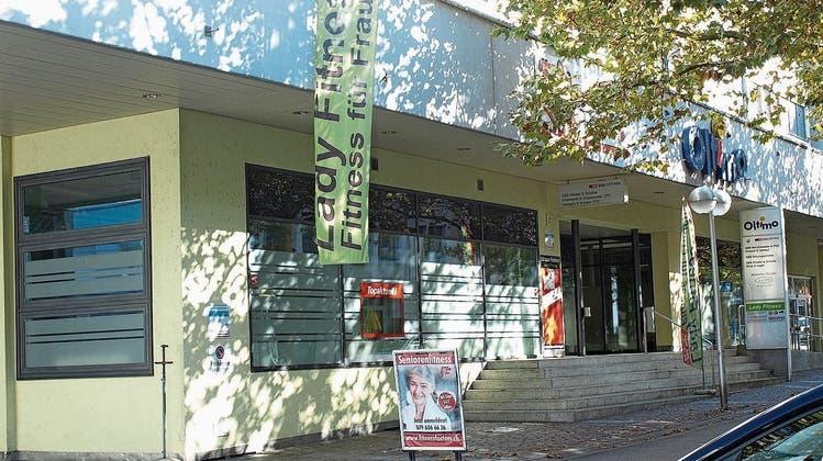 Ecke Neuhardtstrasse/Aarauerstrasse: Hier entsteht das neue Restaurant. (Urs Huber)