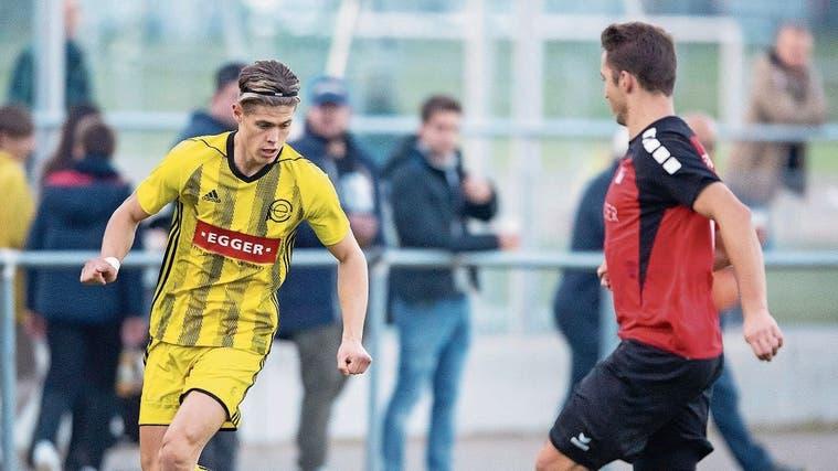 Der FC Schattdorf tut sich sehr schwer in der 2. Liga inter
