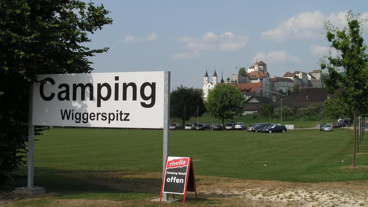 Camping Wiggerspitz Aarburg; Rückblick auf GV, Saison 2021 und Ausblick auf 2022