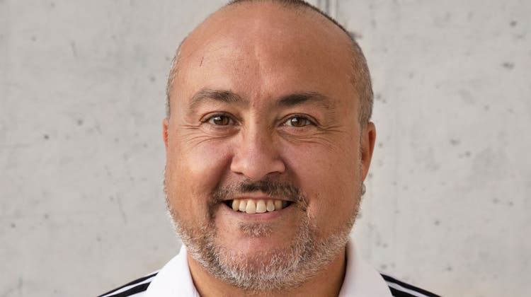 Servan Dominguez, Trainer FC Knutwil. (Bild Michael Wyss)