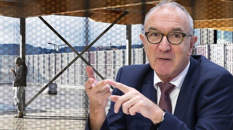 Gewalt in Bundesasylzentren: Alt Bundesrichter taxiert Foltervorwurf als «irreführend und falsch» – die fünf wichtigsten Punkte