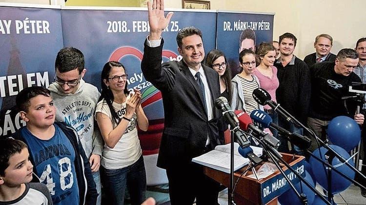 Gelingt Peter Marki-Zay die Sensation? Dieser 49-Jährige will Viktor Orbans Karriere beenden