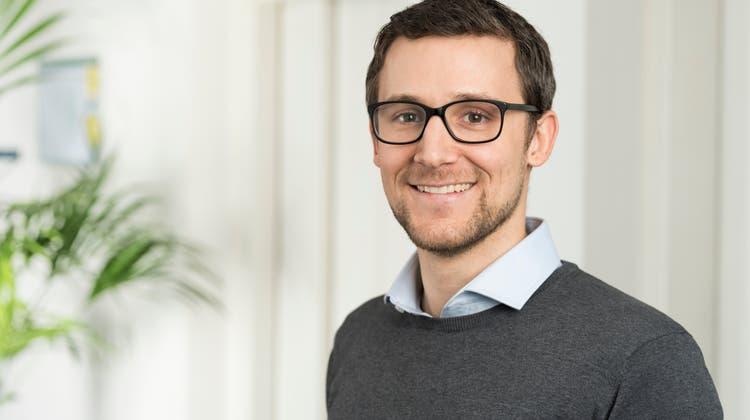 Dr. med. Rafael Meyer (Bild: zvg)