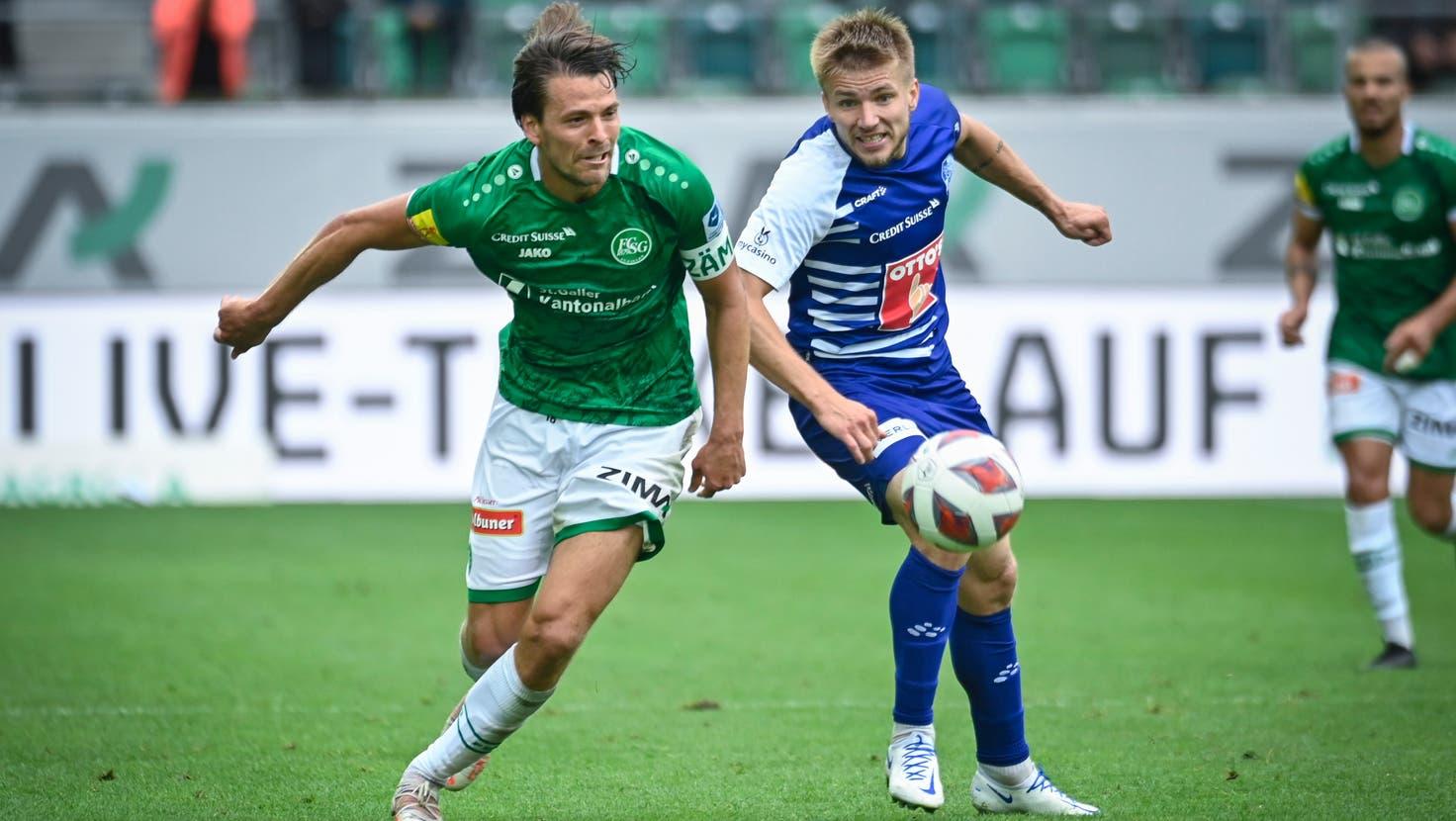 Jetzt im Ticker: Ohne Kempter, aber mit neuem Mut – der FC St.Gallentritt in Luzern zum Kellerduell an