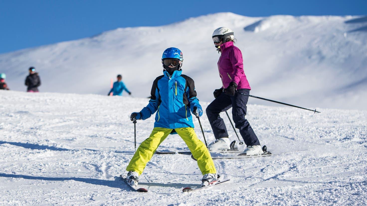 Wer auf die Skipiste will, braucht kein Zertifikat. (Symbolbild) (Manuela Jans-Koch)