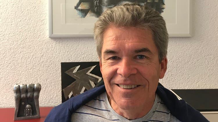 ClaudeDesgrandchamps ist neuer Präsident des Künstler Archivs. (zvg)