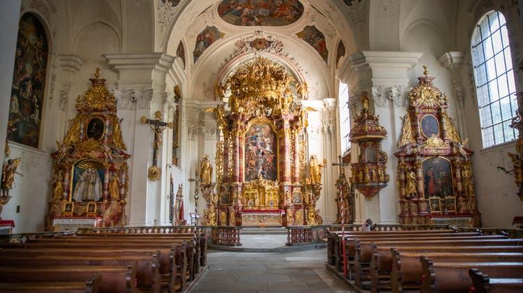 Tradition hat die katholische Kirche. Die Frage ist: Wie sieht die Zukunft aus? (Tobias Garcia)