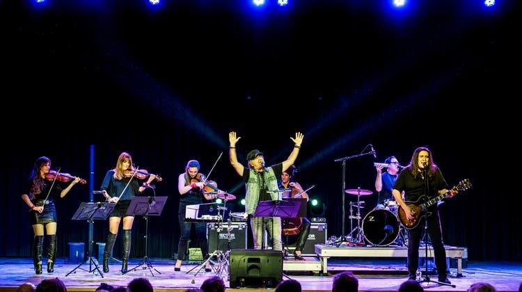 Marc Storace und AcousticalMountain spielen am Sonntag im «Chillout» Boswil. (zvg)