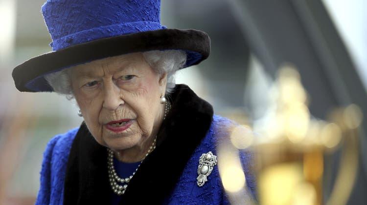 Will endlich wissen, wer auf der Gästeliste steht: Queen Elizabeth II. (EPA)