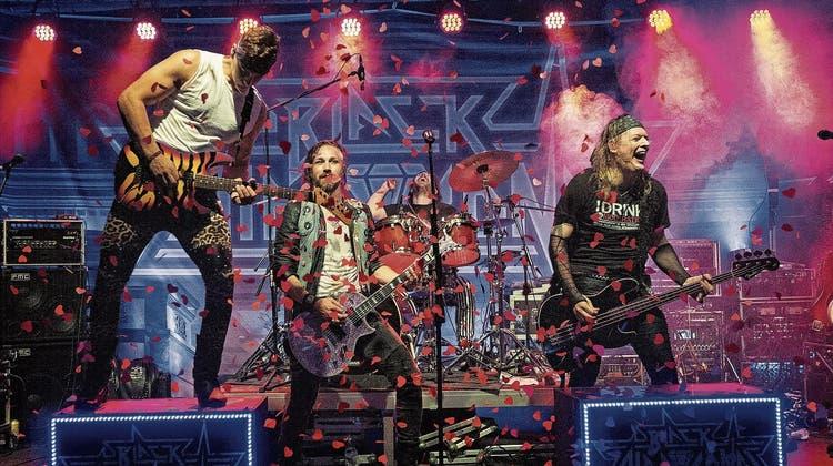 «Kick-Ass-Rock'n'Roll-Alben ohne Schnickschnack»: Rheintaler Rockband Black Diamonds taufen zwei Alben