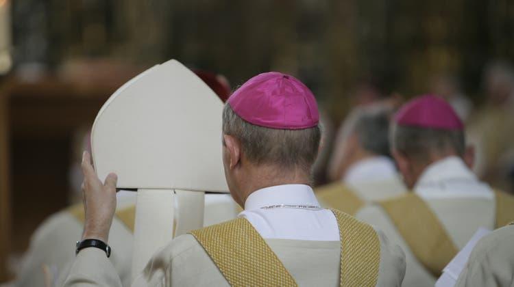 Wohin geht der Weg? Dies fragt sich die katholische Kirche derzeit. (Archiv St. Galler Tagblatt)
