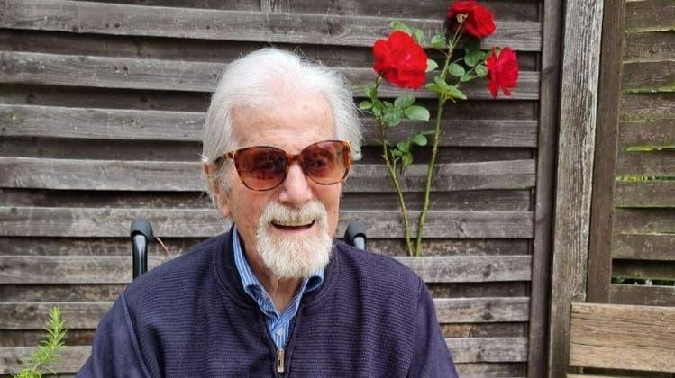 Gratulation zum 101. Geburtstag