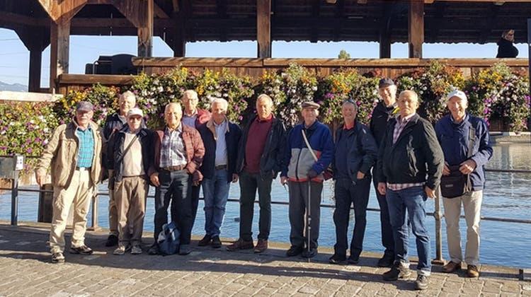 Seniorenreise des Männerturnvereins Birmensdorf