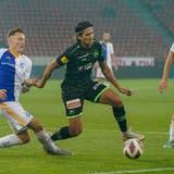 Zum Nachlesen: Der FC St.Gallen geht gegen GC mit 5:2 unter