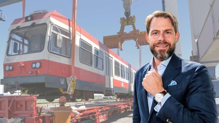 Rolf Studer Co-CEO der Oris: «Bei uns werden Sie in ein paar Monaten ‹Wunderwelt Waldenburg› erleben können.» (zvg)